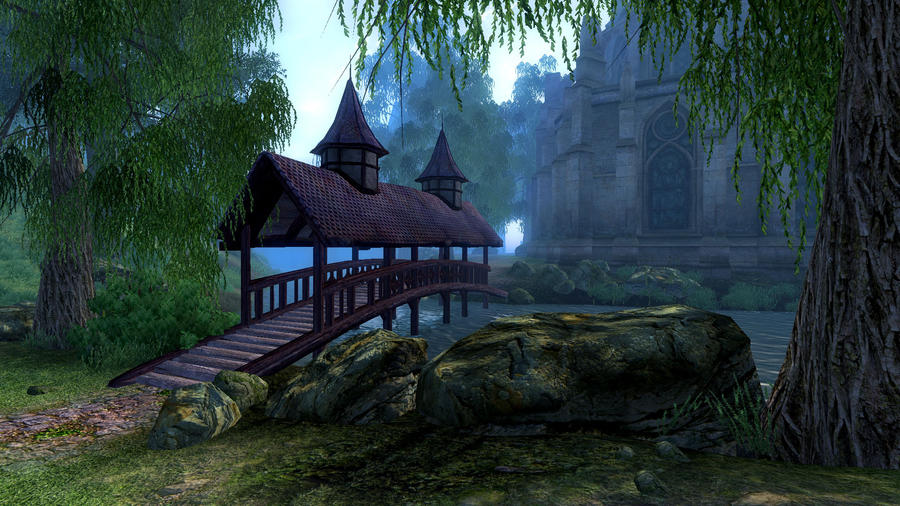 Cheydinhal Foot Bridges II by Joshuacliftojm