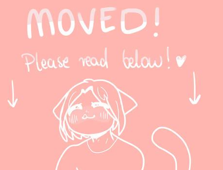 Moved! Read Description!