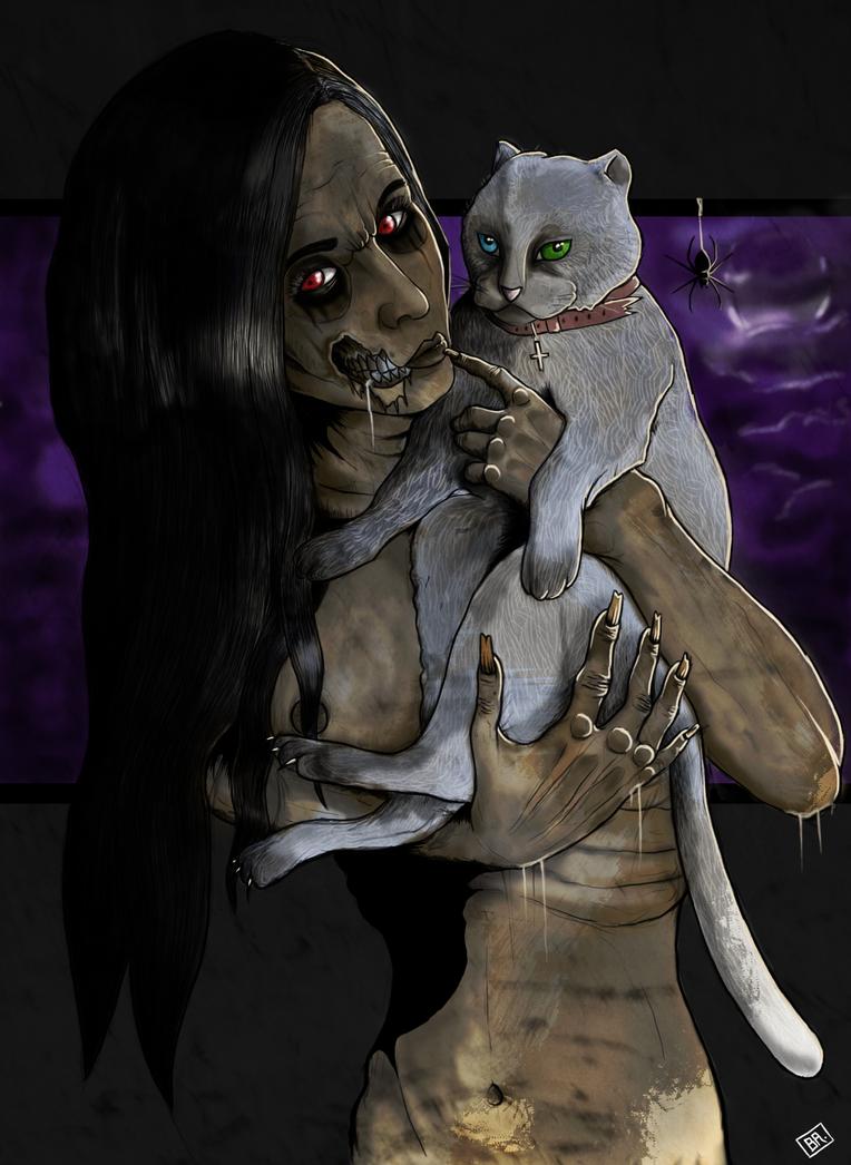 Zombie Kc by BaMbAm1985