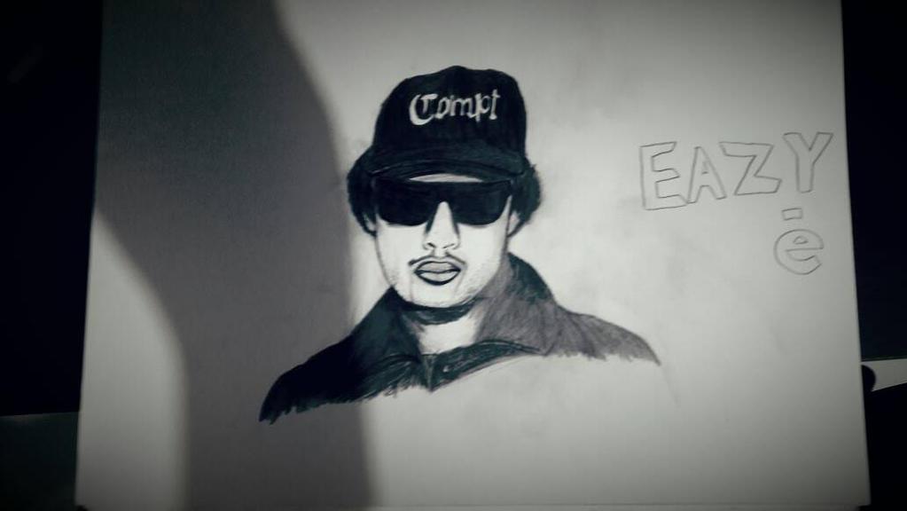 Eazy E Cartoon: Eazy E/ (Ryder) By Darrenxgamer4054 On DeviantArt