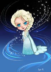 Chibi Elsa