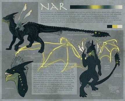 Character Sheet: Nar