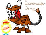 Commander Jawg