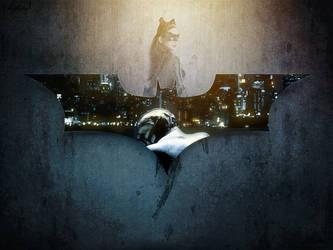 Dark Knight Rises by Couiche