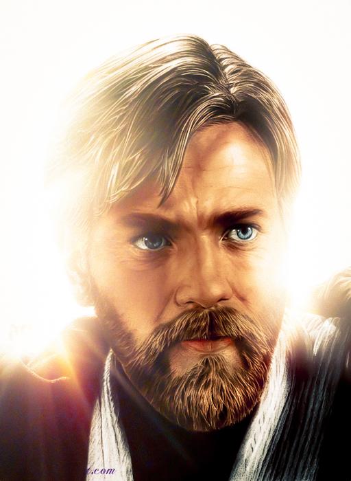 Obi-Wan Kenobi - 2012 Version