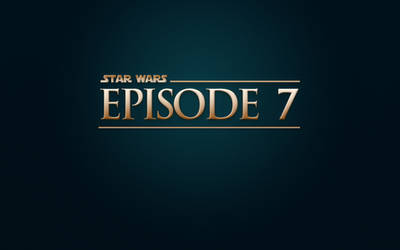 Star Wars : Episode 7 by Couiche