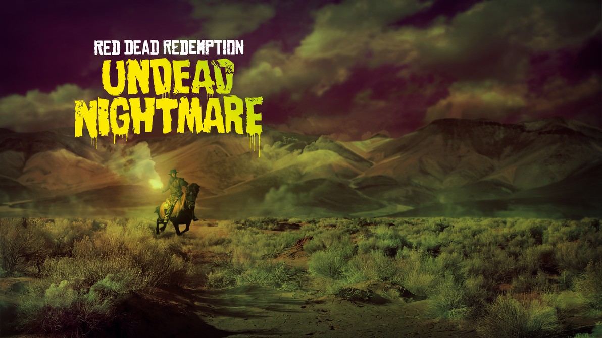 Where Is The Chupacabra In Red Dead Redemption Undead Nightmare: Undead Nightmare By Couiche On