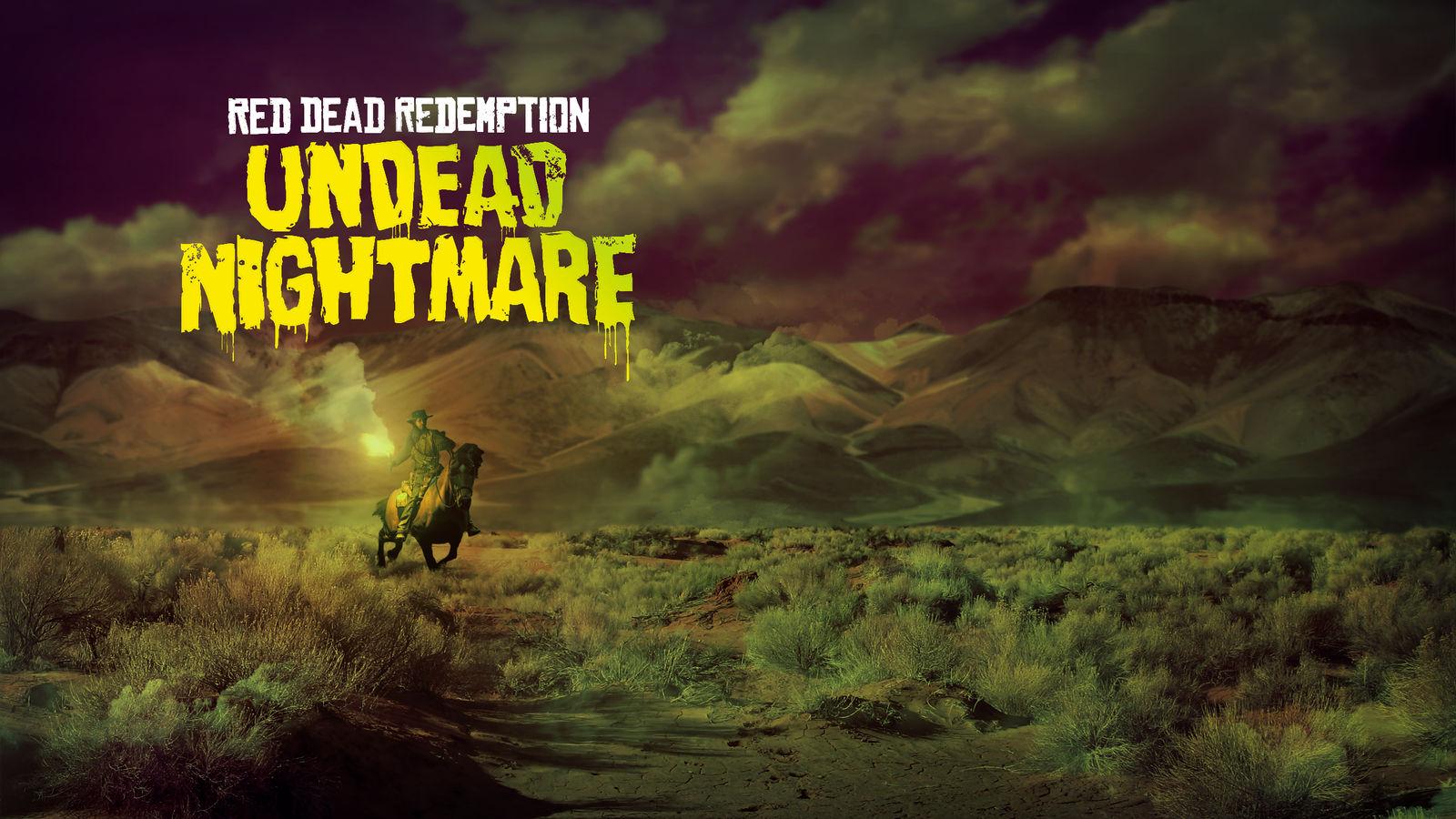 Red Dead Redemption Undead Nightmare By Couiche On Deviantart