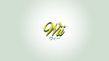 Wii by Couiche