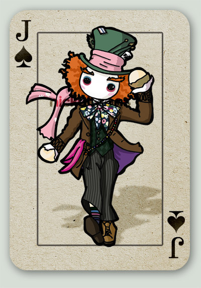 the Mad Hatter by NickyToons