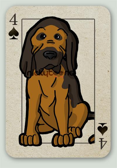 Bayard the Bloodhound by NickyToons