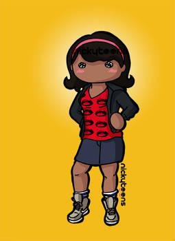 Glee: Mercedes Jones