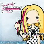Avril Lavigne TBDT Cover by NickyToons