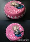 NickyToons Cake