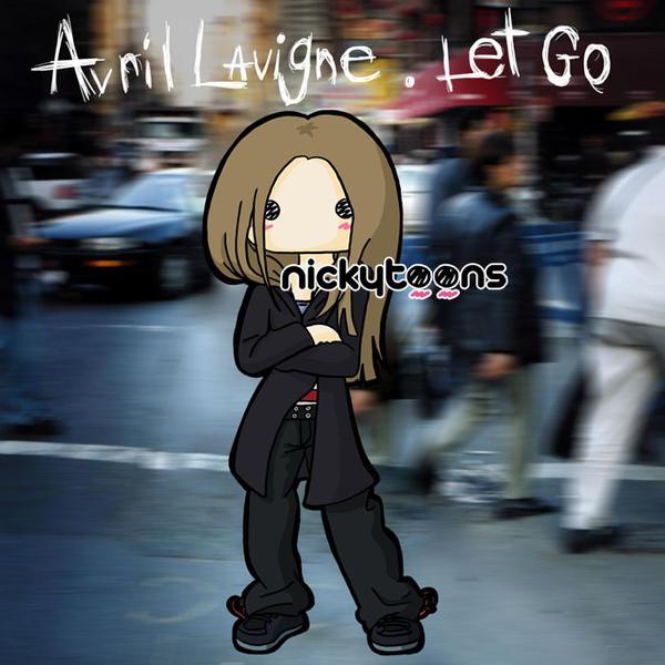Avril Lavigne Let Go Cover by NickyToons