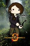 the Hunger Games: Katniss Everdeen