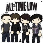 All Time Low by NickyToons