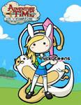 Adventure Time: Fiona and Cake