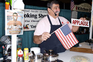 cooking show by Trueblood