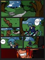 EfN Audition: Page 1 by Napalm-Otaku