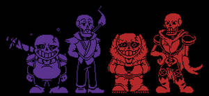 Some sprites i guess