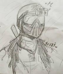 Riot sketch