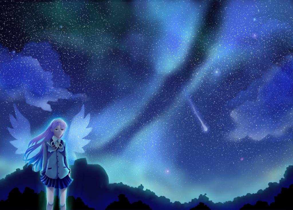 Angel Beats- Kanade by NeoSailorCrystal