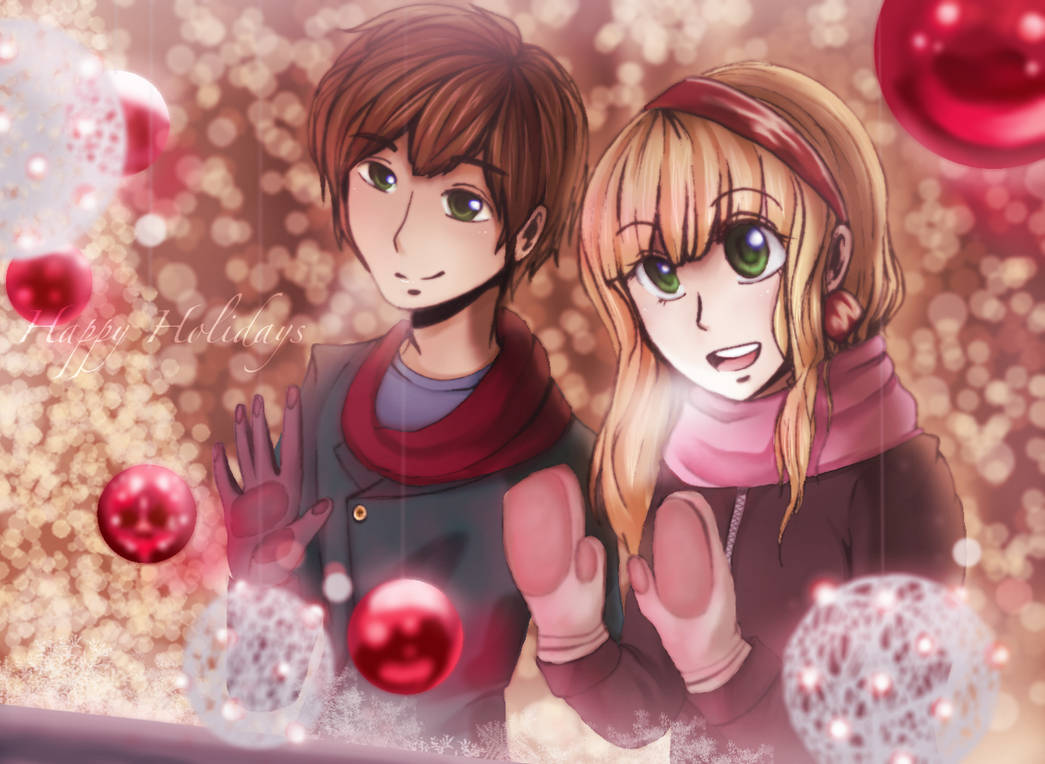 APH- Spain and Belgium's Christmas
