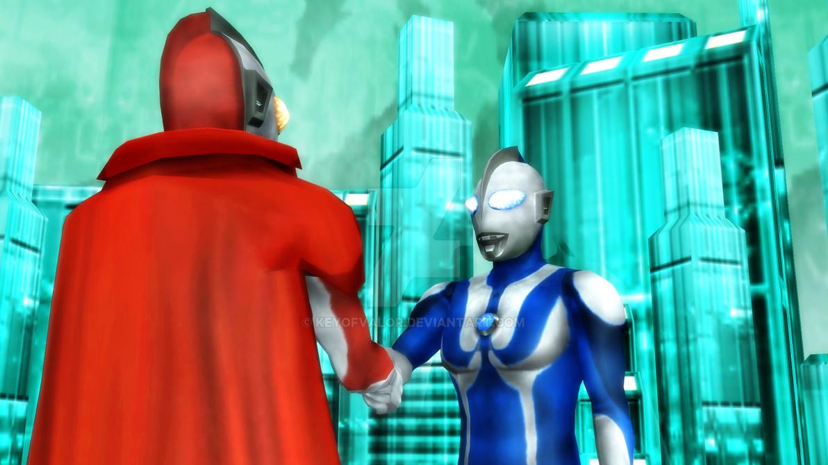 Farewell M78: Ultraman Valor Begins by KeyofValor