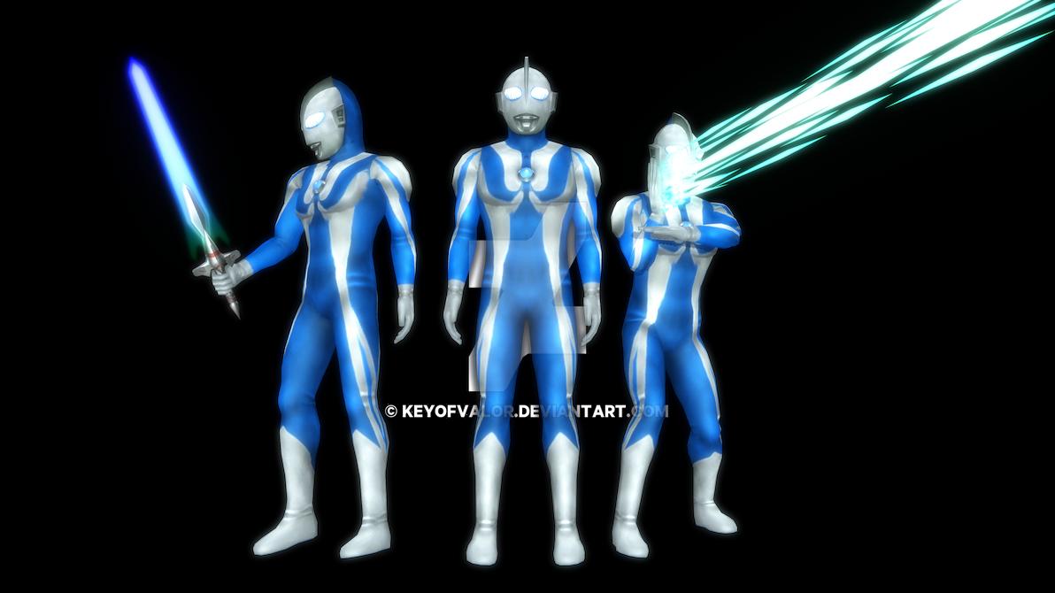 Ultraman Valor V2 by KeyofValor