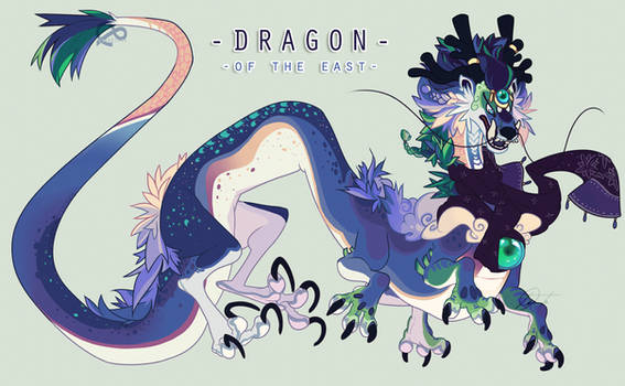 Dragon of the East pt 2