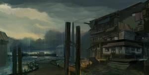Gloomy by Sindonic