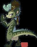#112 Perfaunt - Velociraptor -SALE- CLOSED