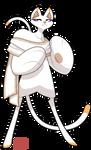 #157 Bavom - Ninja - Sacred Cat -CUSTOM-