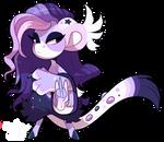 Bagbean 3083 - Galaxy Unicorn