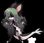 3116 Bagbean - Deer Skull