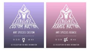 [ARPG] Custom and Rebase Auction - CLOSED