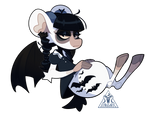 886 Perfaunt - Bat (CHARITY) -SALE- CLOSED