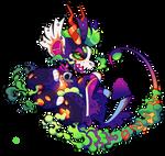 985 Terradragon - Poison Dragon -SALE- CLOSED