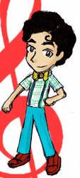Darren Criss by sakurablossoms92
