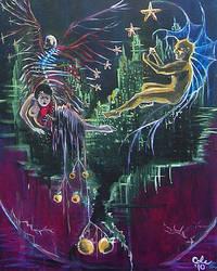The Solipsists' Romance by CorvusCallosum