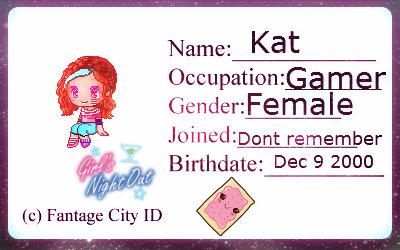 Fantage City Passport by TheCatsNightmare