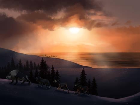 RoF - Trekking Through the Snow