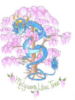 Melyuans Lilac Tree
