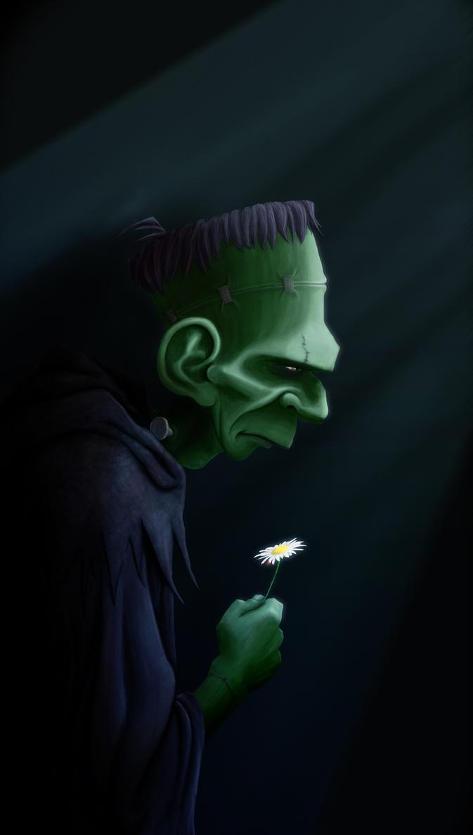 Frankenstein Remembers by croonstreet