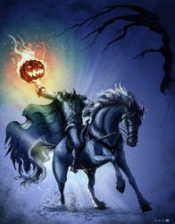 31 DOH: The Horseman Cometh by croonstreet