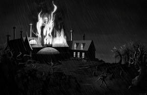 31 DOH: Surviving Thorncrest Manor by croonstreet
