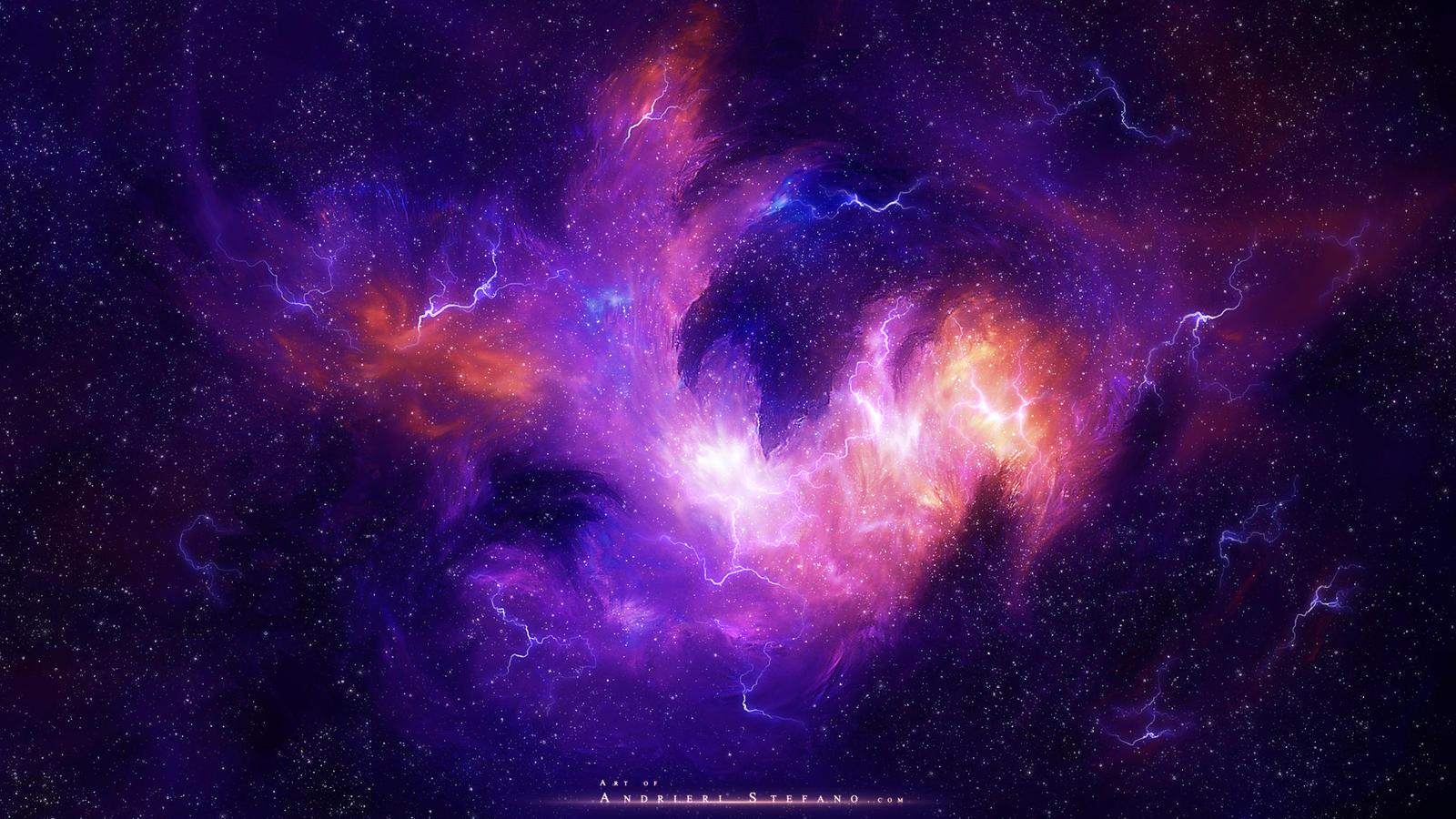 Nebula by AndrieriStefano
