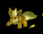 Shiny Flareon