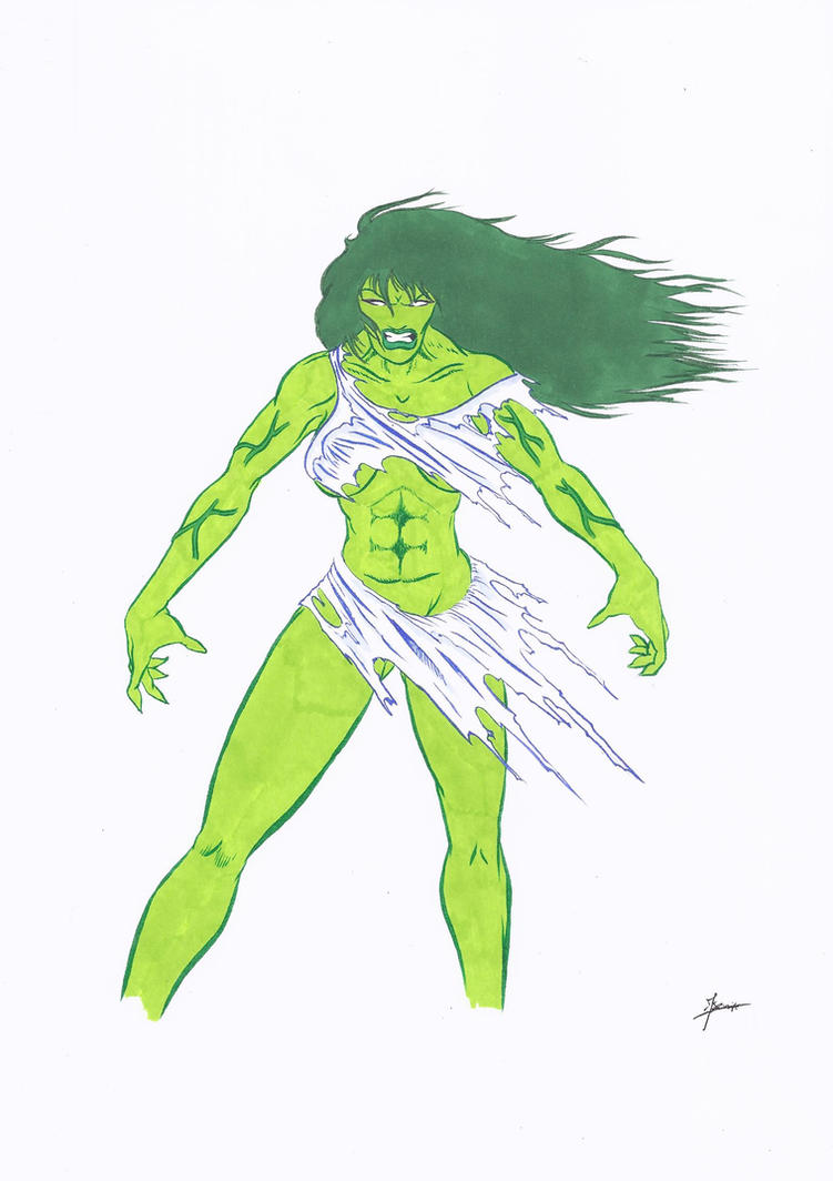 She-hulk Transformations 6 Related Keywords - She-hulk ...